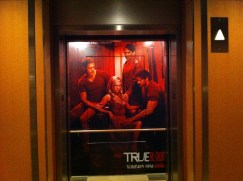 Comic-Con 2011: True Blood Elevator