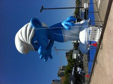 Comic-Con 2011: The Smurfs