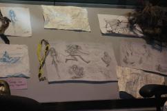 Avatar-Land research trip souvenirs at D23