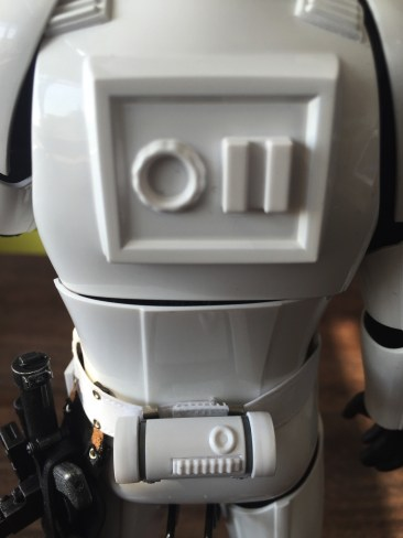 Hot Toys Star Wars Stormtrooper Sixth Scale Figure