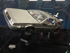 Back to the Future 2 from Hot Toys