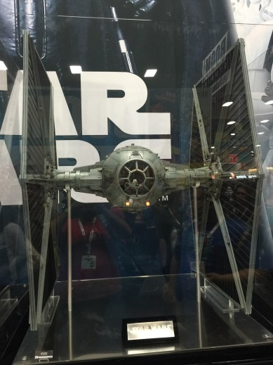 Sixth Scale Star Wars Tie Fighter