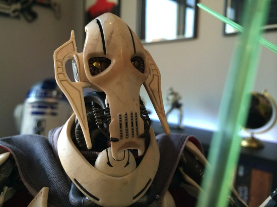 Sideshow Star Wars General Grievous Sixth Scale Figure