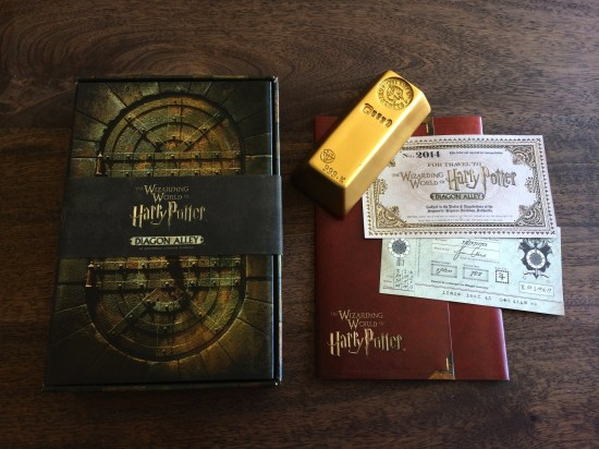 Harry Potter expansion invite