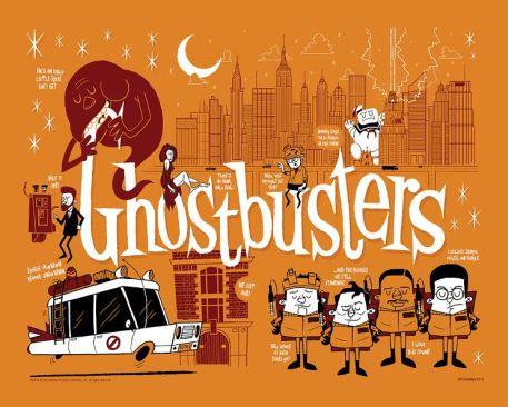Ian Glaubinger - Ghostbusters