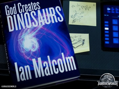 Ian Malcom Jurassic World