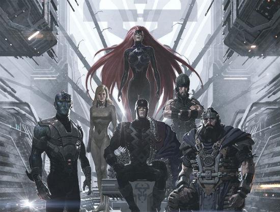 Inhumans Marvel header