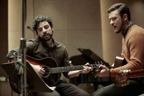 Inside Llewyn Davis - Oscar Isaac and Justin Timberlake