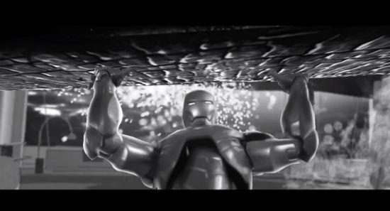 Iron Man 3 Animatic