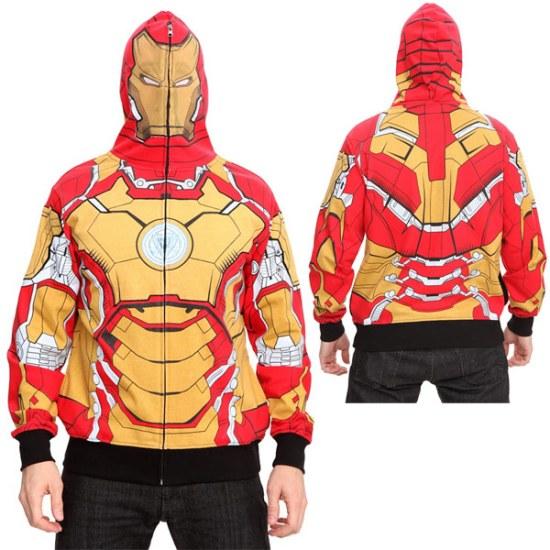 Iron Man 3 Hoodie