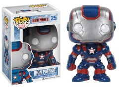Iron Man 3 Iron Patriot Funko