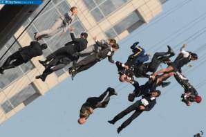 Iron Man 3 stunt people 1
