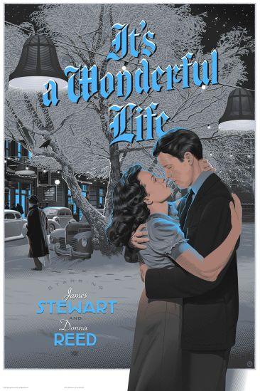 Its A Wonderful Life Laurent Durieux variant