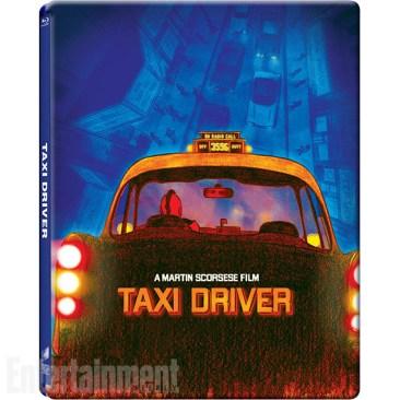 James Flames Taxi-Driver