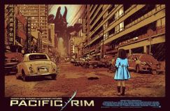 James Fosdike - Pacific Rim