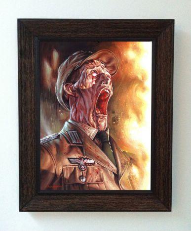 Jason Edmiston - Dietrich framed