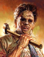 Jason Edmiston - Leatherface