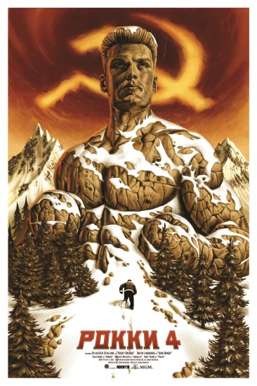 Jason Edmiston - Rocky 4 Variant