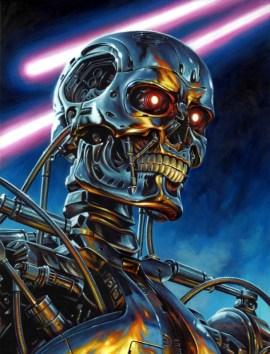 Jason Edmiston - Terminator