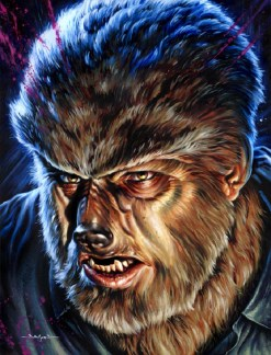 Jason Edmiston - Wolf Man