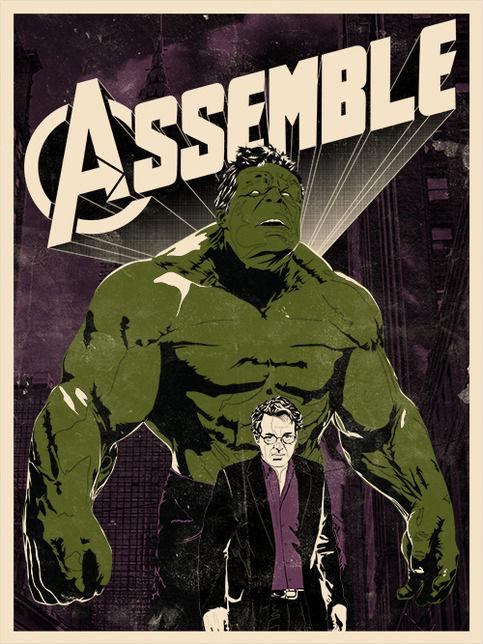Jason Liwag - Hulk