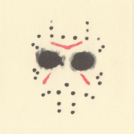 Jason Liwag-Mask-Friday 13th