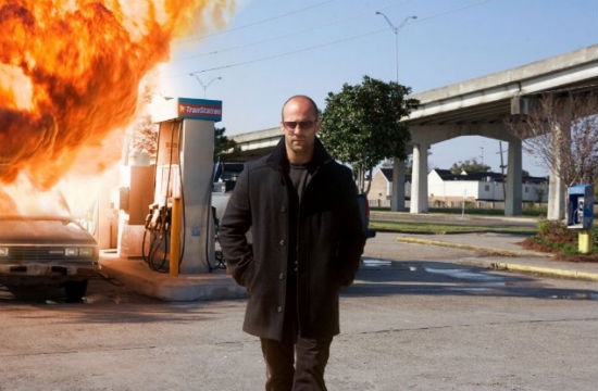 Jason Statham Mechanic