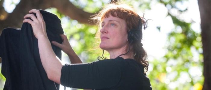 Jennifer Kent directing The Babadook