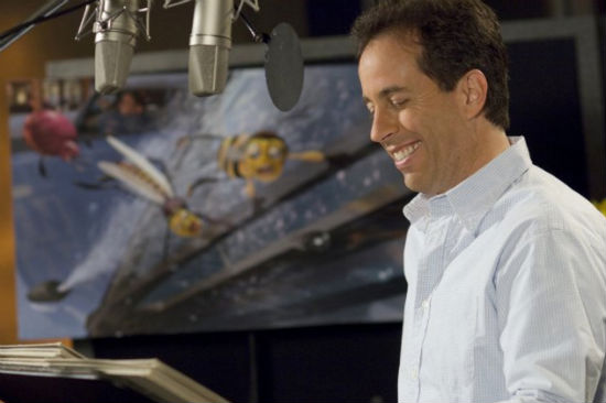 Jerry Seinfeld Bee Movie