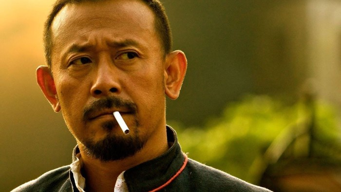 Jiang Wen in Let the Bullets Fly