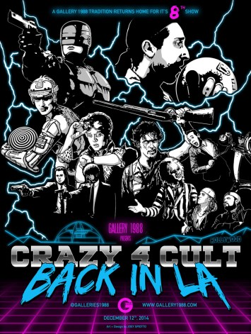 Joey Spiotto - Crazy 4 Cult