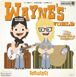 Joey Spiotto - Wayne's World