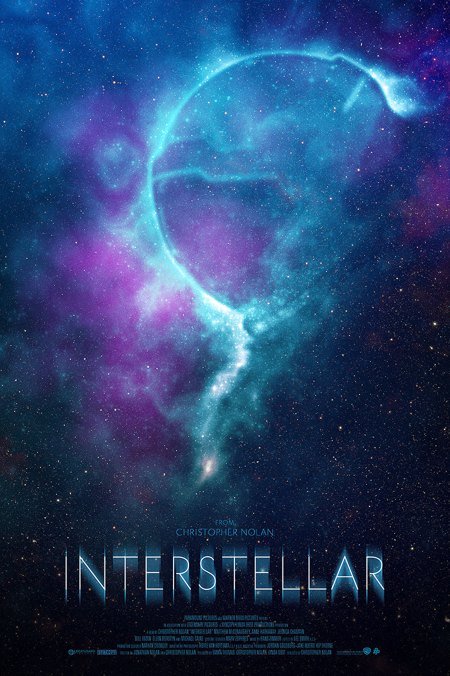 Interstellar Poster Cool Stuff: Christophe...