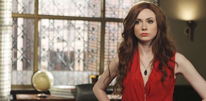 Karen Gillan in The Circle