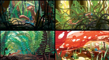 Katy Wu - Newt concept art 5