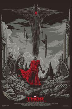 Ken Taylor - Thor Dark World Variant
