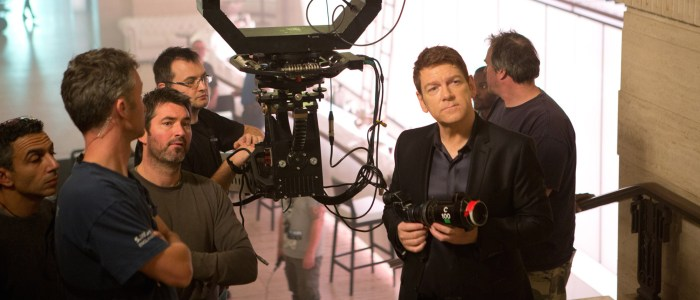 Kenneth Branagh directing Jack Ryan