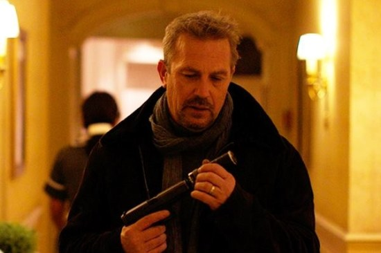Kevin Costner in 3 Days to Kill