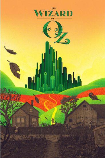 Kevin Tong - Wizard of Oz Var