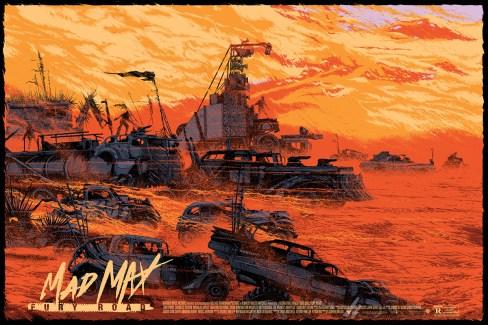 Kilian Eng - Mad Max Fury Road