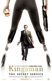 Kingsman poster Colin Firth