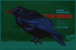 Laurent Durieux - The Birds regular
