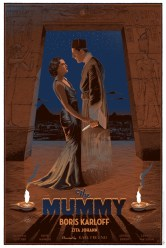 Laurent Durieux - The Mummy