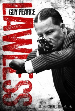 Lawless poster - Guy Pearce
