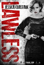 Lawless poster - Jessica Chastain