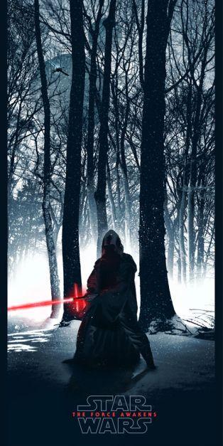 Lax Marquez Star Wars Force Awakens