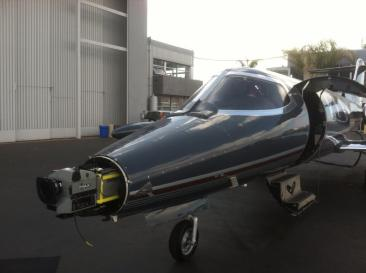 Learjet Interstellar