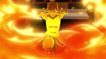 Legend of Korra 7