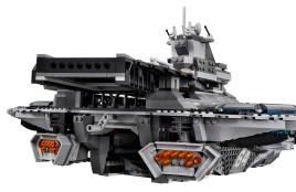 Lego Avengers Helicarrier 5