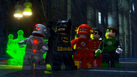 Lego Batman Still